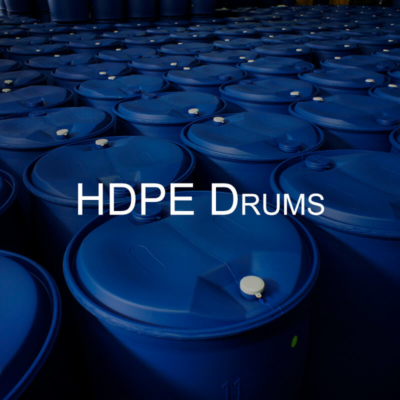 Business - HDPE Drums